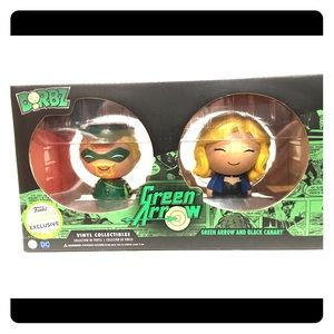 Dorbz Green Arrow 2 Pack Spring 2017 Con Exclusive